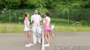 Tennis blowjobs - Brazzers - abbie cat - why we love womens tennis