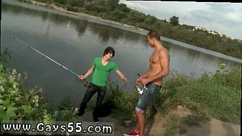 Roxy gay porn emo Anal Sex by The Lake!