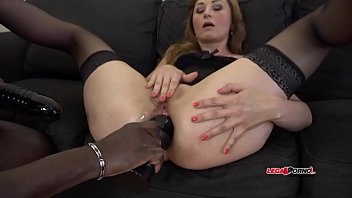 Interracial Fuck Porn Goes Xxxtreme As Luca Bella Takes 2 Bbc In Her Ass