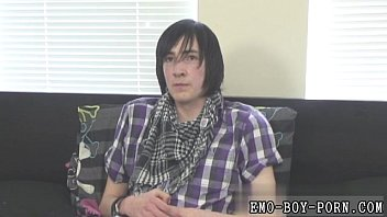 Nude handsome young men gay porn Adorable emo dude Andy is new to gay-twinks gay-porn gayemo