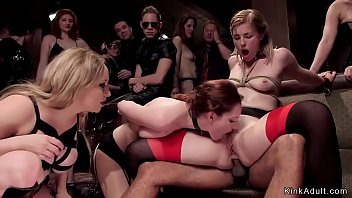 sex party orgy Painful
