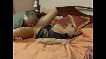 Father fucking his young son - Old dad fucked his sons young italian wife