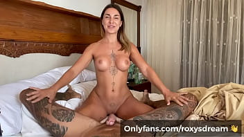 Tantric JOI on real dick ( edging/countdown) with Roxy Foy