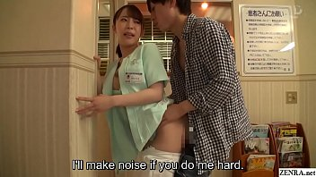 Japanese dentist office risky hold the moan sex Subtitles