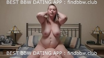 Step-sister gives her step-brother the ride of his life - BBW, chubby - Pumhot.com