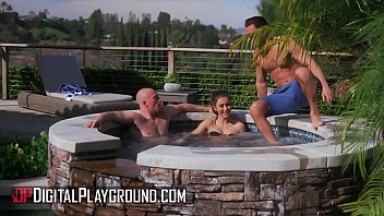 Hot Blonde (Paige Owens) Gets Her Pussy Pounded - DigitalPlayground thumbnail
