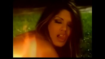 Alexis Amore on Fire Scene 1