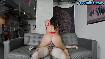 Mom Son Fucking On Couch When Dad Not Home - Kitten Latenight - PervMom