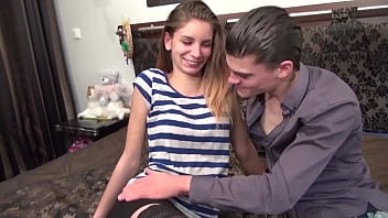 AMATEUR EURO Kimber Delice and Terry Kemaco Sexy Teen Takes Cock After Daddy Pays At The Mall For Her