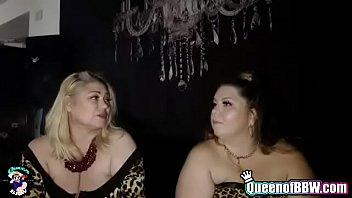 Busty BBW Sam38G & Platinum Puzzy members only LIVE show for VNA network