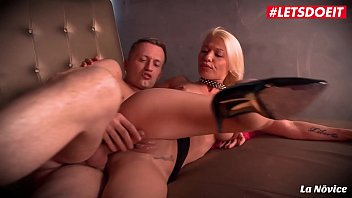LETSDOEIT - French Amateur Milf Ass Fucked By Stranger