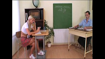 Student spanking sex videos Sexy schoolgirl gets a bad grade and shes spanked and fucked
