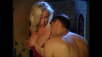 Vintage restaurant light - Beautiful blonde milf helen duval dp-ed in red light district backstreet