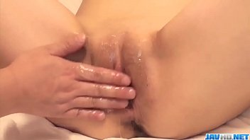 Anna Mibu hard fucked and creamed with jizz - More at javhd.net
