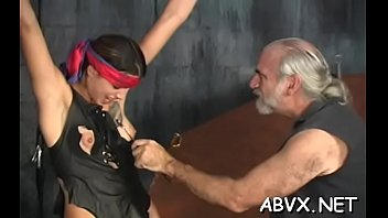 Xxx clip free download Naked sweethearts roughly playing in bondage xxx amateur clip