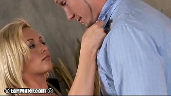 Kayden Kross - Earl Miller behind the scenes