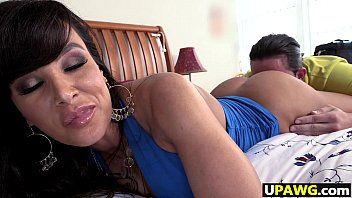 Thick ass milf lisa ann rimmed and fucked