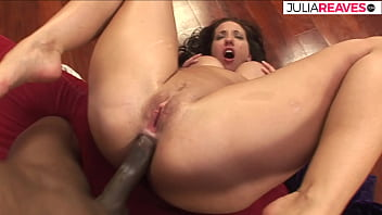 Latina with very huge tits pleasures her bbc with a fantastic anal ride