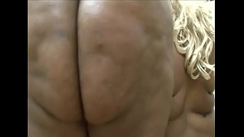 Two big asses for a black #3