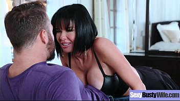 (Veronica Avluv) Sexy Busty Mature Lady Love To Bang Hard On Camera video-29