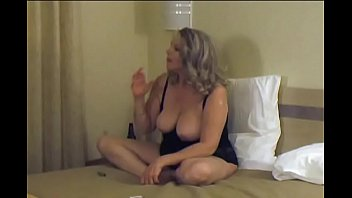 Absolutely Gorgeous Mature smoking and seducing