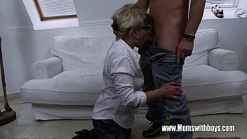 9312 Mature Stepmom Comforting A Broken Hearted Stepson preview
