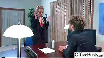 Hardcore Sex In Office With Huge Boobs Girl (Britney Amber) vid-05
