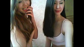A170215 - Two hot Asian teens play and strip - camgirlsfeed.com