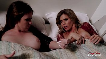 Two Hot Busty Limp Milfs - Amiee Cambridge and Cory Chase
