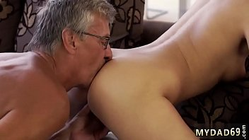 Teen sucks old mans cock What would you choose - computer or your