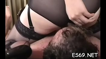 Kinky cuties cant hold back from female domination actions