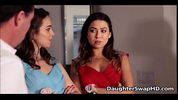Hot pink teen prom dresses Prom night daughter swap fucking - daughterswaphd.com
