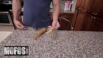 Dont Break Me - (Maddie Winters) - Tiny Blonde Is Served Dick In The Kitchen - Mofos