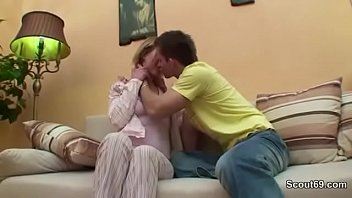 Step Candid Sister Blowed and Fuck Brother gets Cumshot