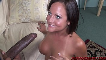 Wife gets fucked by black man Sophia gets plowed by bbc while hubby is away