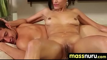 Amateur Hookup Gives Happy Ending Massage 25