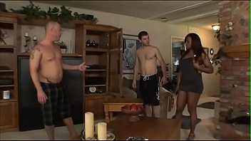 Do women love penetrate men - Stunning ebony goddes jada fire convince couple of moving men hold off on that for right now with furniture embarking
