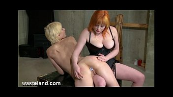 Negligee slave tgp - Wasteland bondage sex movie - neglected slave pt 2