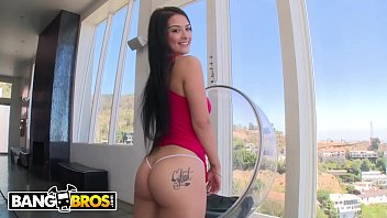 BANGBROS - Sexy Young Katrina Jade Takes A Big Black Dick On Monsters Of Cock!
