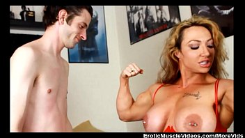 Bodybuilder asses and butts - Eroticmusclevideos lift and carry femdom part 1