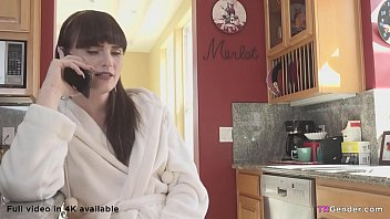 Look, If My Dad Is Not Home, I Can Fuck You Instead! - Natalie Mars