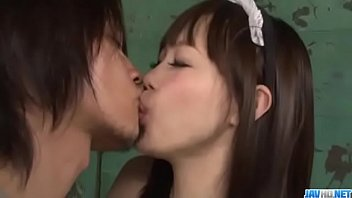 Maids sex with master Sexy maid, momoka rin, pleases master with hardcore sex - more at javhd.net