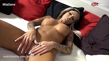 Getting my tits piercing movie My dirty hobby - busty babe sucks a fat cock
