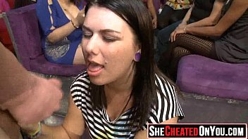 44 Awesome orgy at club with hot bitches! 37 7 min