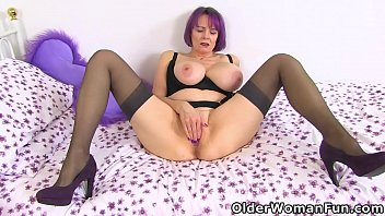 Big titted gilf Tigger will fuel your dirty mind