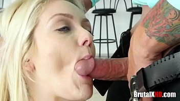 Fucking stepsis with BRUTE FORCE