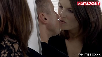 WHITE BOXXX - #Jenifer Jane #Ridge - Sexy Czech Babe Rides Her Lover And Has An Epic Orgasm