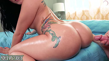 Picked up & Fucked in the Ass! MANDY MUSE *Anal Creampie*