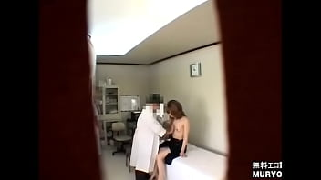 Small tits 23 Years Old OL NorieIrregular Palpation Devil's Obstetrics and Gynecology Examination Hidden Camera File01-B