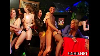 Cum drenched movie clips Slippery juicy fuckfest party